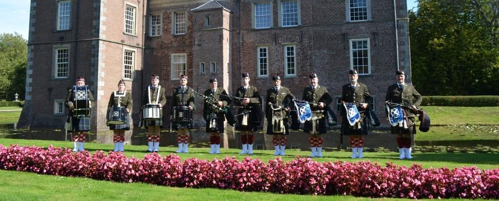 Highland Regiment Pipes & Drums 2019