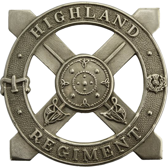 The Highland Regiment Pipes & Drums